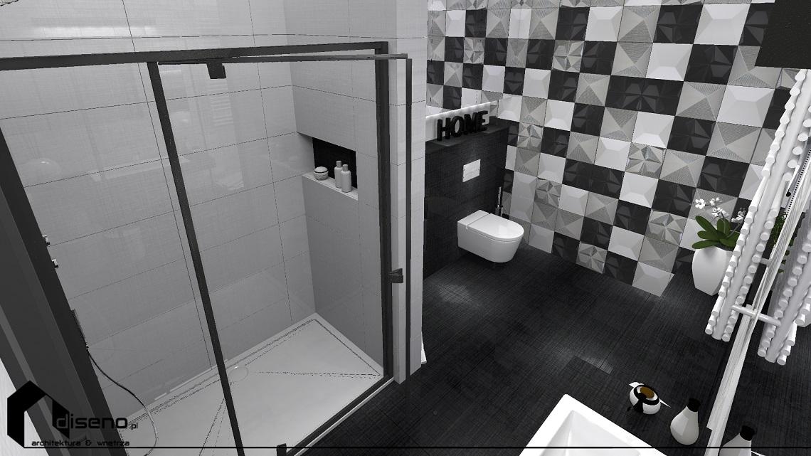Projekt łazienek - Rzeszów