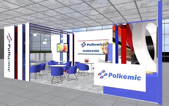 Projekt stoiska Polkemic
